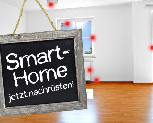 SmartHome - Intelligentes Zuhause